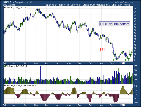 1-year chart of Rice (NYSE: RICE)